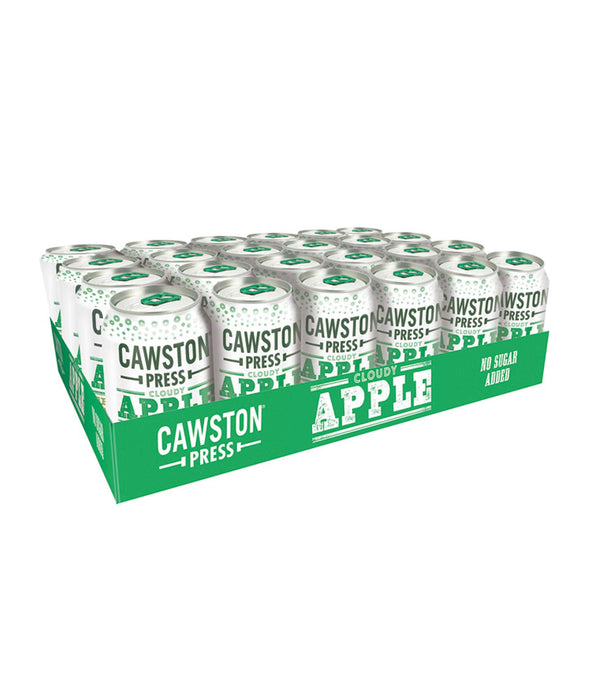 Cawston Press Cloudy Apple 11.15 oz Can Pack of 24