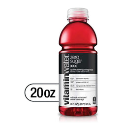 Vitamin Water Zero XXX 20 oz PET Pack of 12