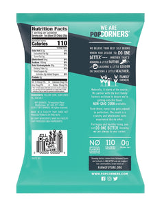 Popcorners Sea Salt 1 oz Bag Pack of 40
