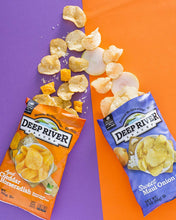 Load image into Gallery viewer, Deep River Snacks Sweet Maui Onion 2 oz Bag Pack of 24