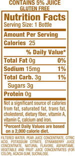 Snapple Diet Noni Berry 16 oz PET - Pack of 24