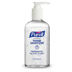 PURELL® Hand Sanitizer 8oz - 12 pk