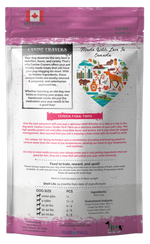 Canine Cravers Single Ingredient Dog Treats Variety Pack 4 Pouches