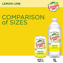 Load image into Gallery viewer, Canada Dry Lemon Lime 12 oz Can - Pack of 24
