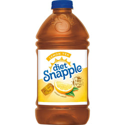 Snapple Diet Lemon 64 oz PET - Pack of 8