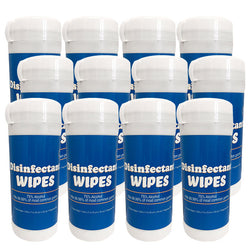 Disinfectant Wipes (72 Count) - 12 Pk