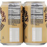 Dr. Brown's Diet Cream Soda 12 oz Can Pack of 24