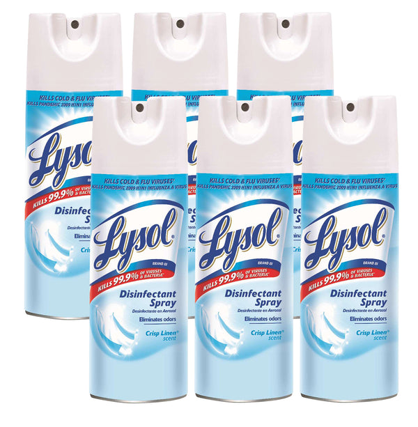 Lysol Disinfectant Spray - 12 pk