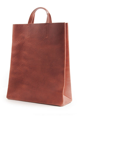 Paperbag Leather paperbag