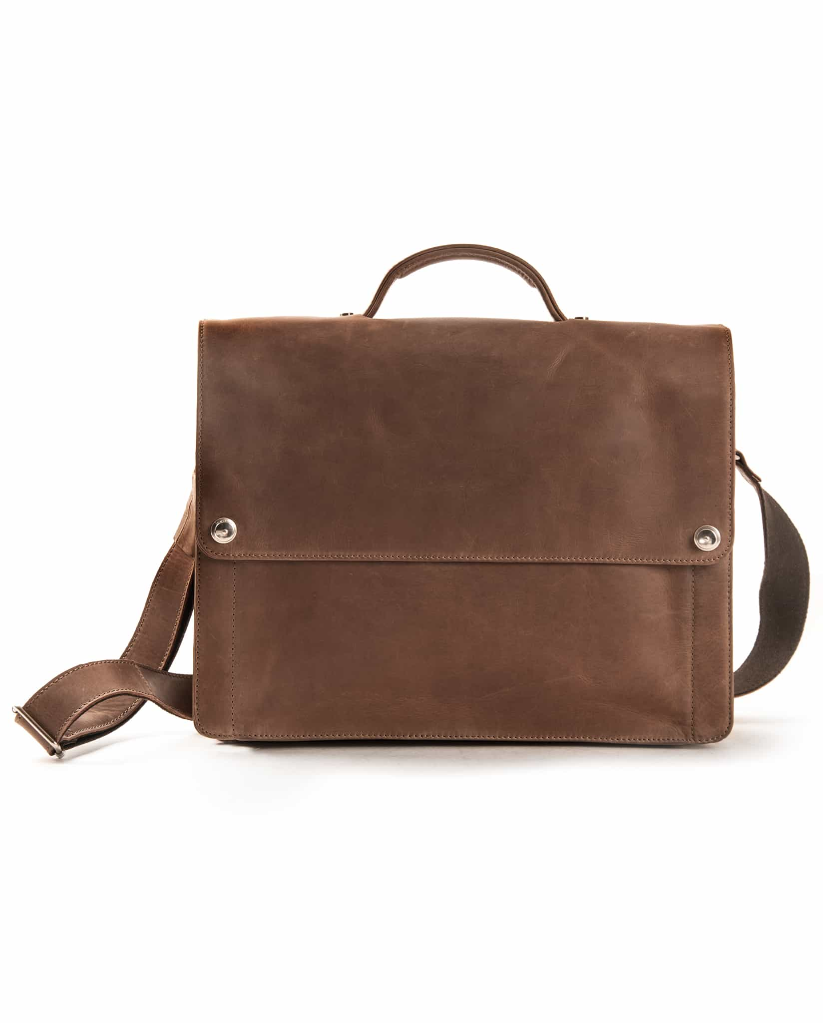 cubicbag briefcase small leather toro