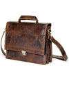 Saddle Briefcase M