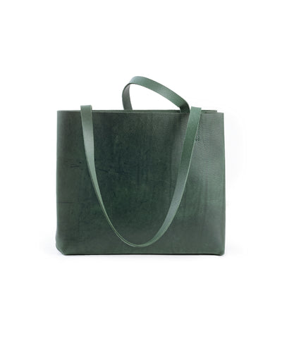 Paperbag Leather paperbag small