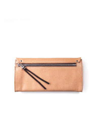 Soft wallet flap large