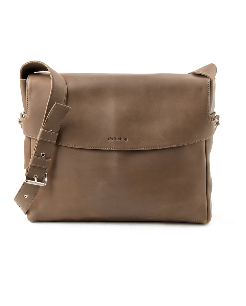 raboisonbag messenger L leather toro