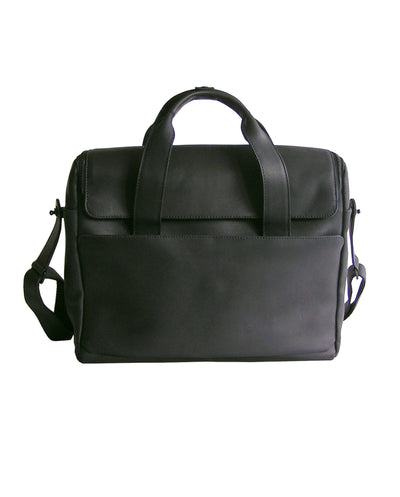 2in1 Notebookbag for 17 inch with shorthandle