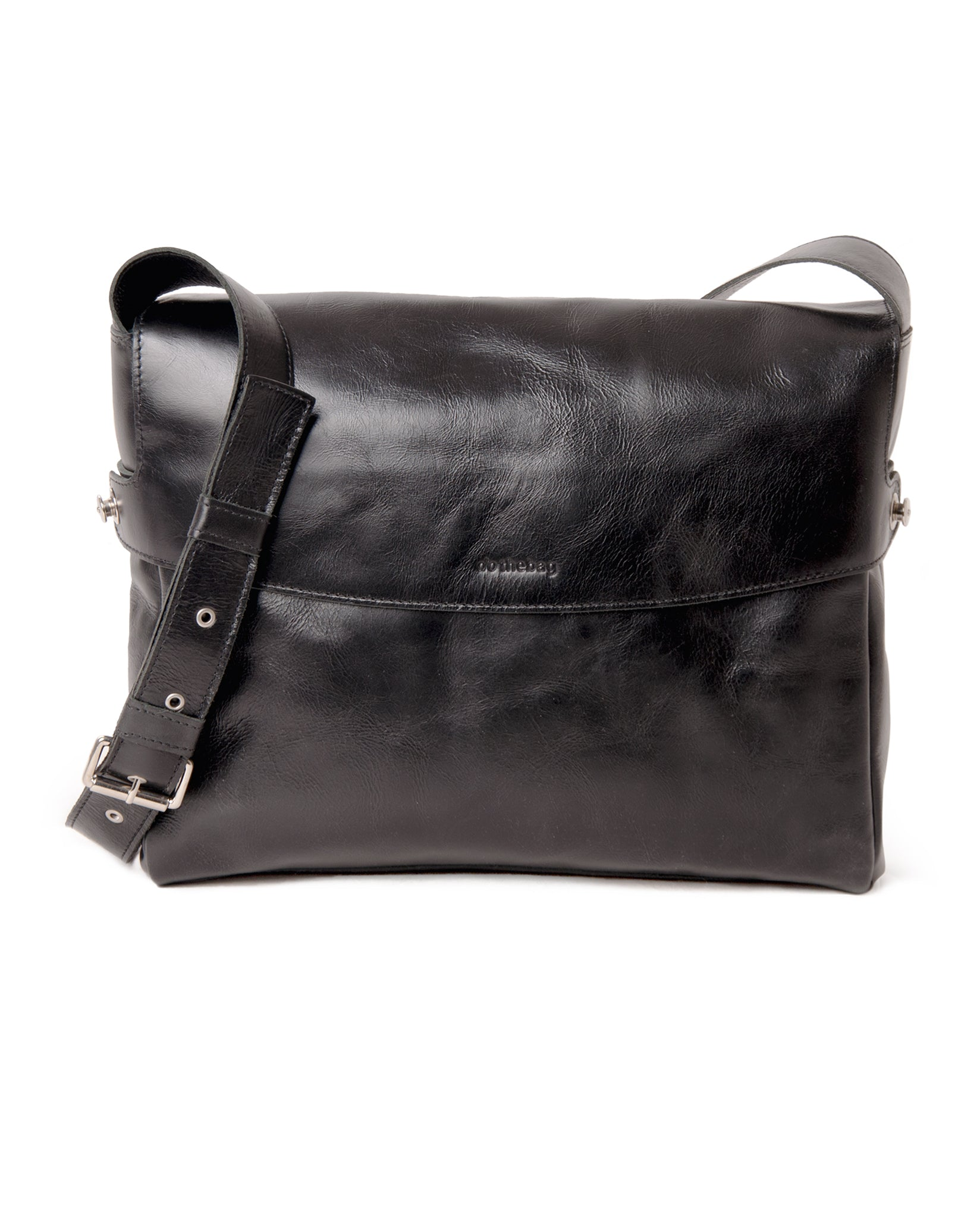 raboisonbag messenger S leather cinturon