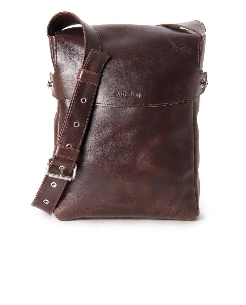 raboisonbag up end L leather cinturon