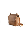 Chacoral smooth Shoulderbag triple