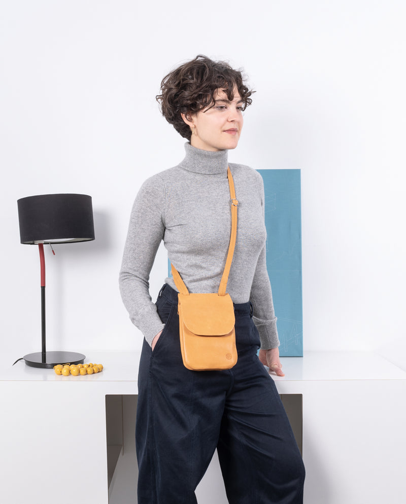 Chacoral smooth Shoulderbag small