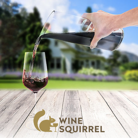 Wine Squirrel