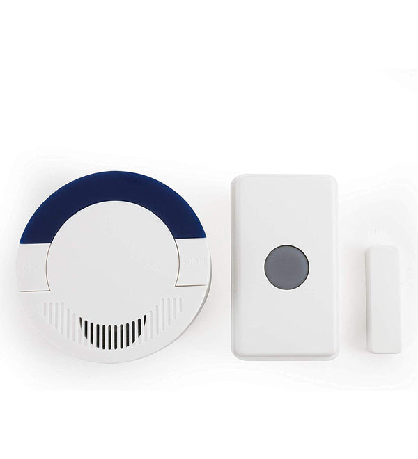 Dakota Alert UTDCR-4000 Doorbell and Security Alarm System: Wireless Receiver + Universal Transmitter
