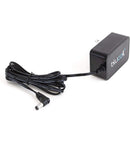 Blucoil 9V 1500mA Power Supply with US Plug AC Adapter Center Positive and Over Voltage, Overcurrent, Short Circuit Protection - Compatible with Serene Innovations TV SoundBox, Korg, EHX Electronics