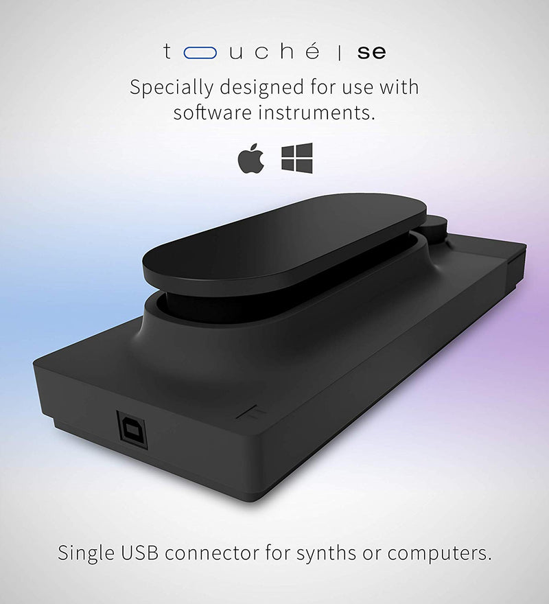 Expressive E Touché SE USB Instrument Control Surface for Synthesizers, Keyboards, DAW Software