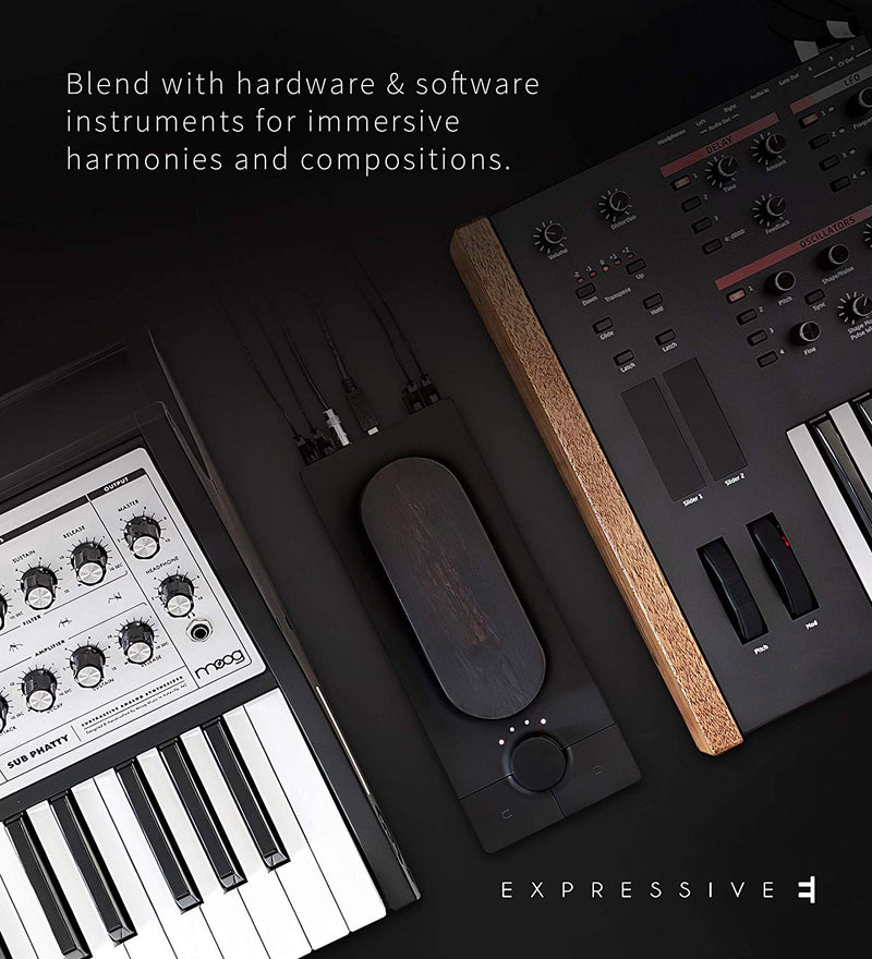 Expressive E Touché MIDI/CV/USB Direct to Hardware + Software - Control Surface for Synthesizers, Keyboards