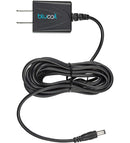 Blucoil 9V 670mA Power Supply with Slim US Plug AC Adapter Center Negative - Compatible with BOSS, Behringer, DigiTech, Jim Dunlop, MXR, Nobels, NUX, Roland, TC Electronic, Xotic, Zoom Effects Pedals