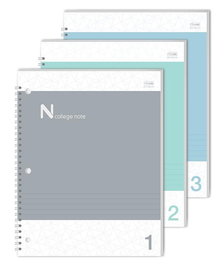 NeoLab Convergence N College, Professional, Memo Notebooks for Neo Smartpen N2 & M1 Digital Pens