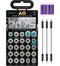 Teenage Engineering PO-35 Speak Pocket Operator, Built-In Mic, 16 Patterns, 8 Vocal Effects Synthesizer & Sequencer Bundle with Blucoil 6-FT Headphone Extension Cable (3.5mm) & 2 AAA Batteries