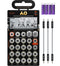 Teenage Engineering PO-33 KO! Pocket Operator, Built-In Mic, 16 Patterns & Effects Synthesizer & Sequencer Bundle with Blucoil 6-FT Headphone...