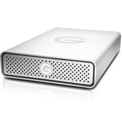 G-Technology 10TB G-Drive Thunderbolt 3 Enterprise Class Hard Drive for Mac and Windows Bundled with Blucoil USB Type-C Mini Hub with 4 USB Ports