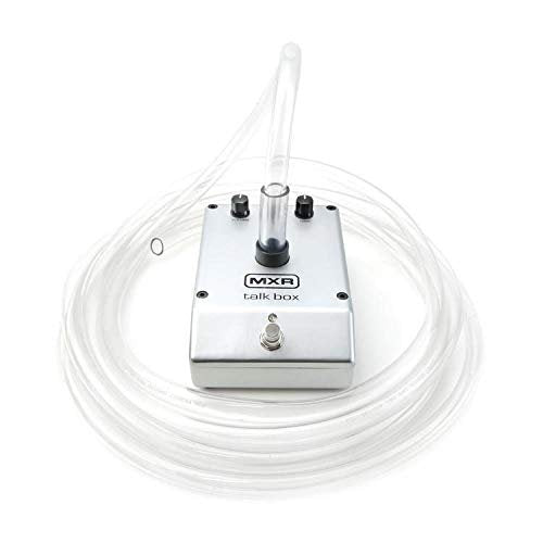Dunlop MXR M222 TALK BOX w/4 Free Cable