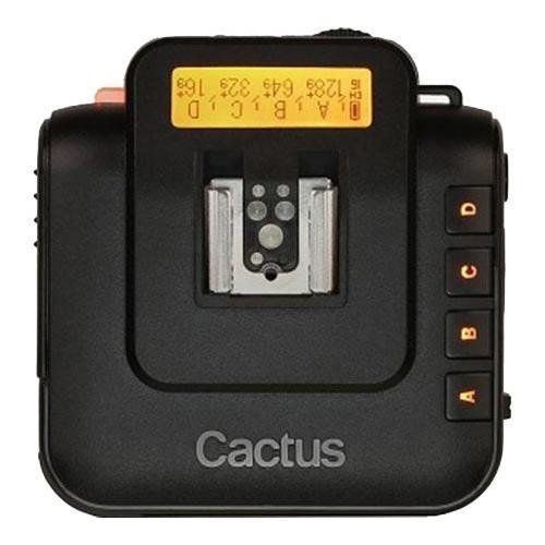 Cactus V6 Flash Remote, Black