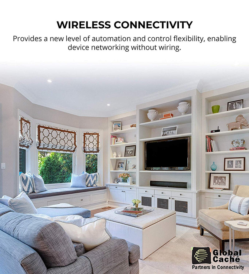 Global Caché iTach WiFi to IR Module - Connects Infrared Controlled Devices to WiFi Network