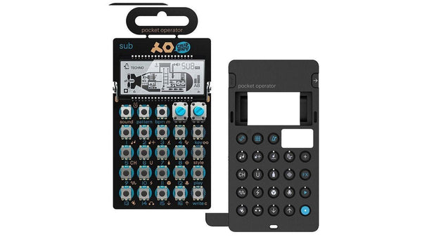 Teenage Engineering: PO-14 Sub Pocket Operator + Silicone Case Bundle