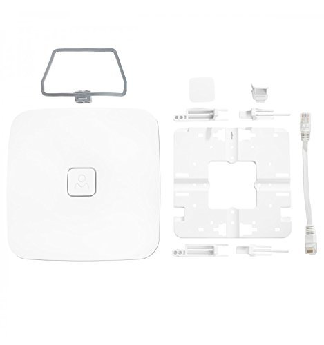 OpenMesh A42 Dual-Band 2.4 GHz & 5 GHz Access Point Bundle with TP-Link TL-PoE150S PoE Injector Adapter (100m) and 5-Pack of Reusable Cable Ties