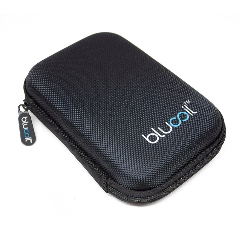 G-Technology 0G04860 G-Drive 2TB Mobile USB 3.0 External Hard Drive (Black) -Includes- Blucoil Shockproof Portable Hard Case