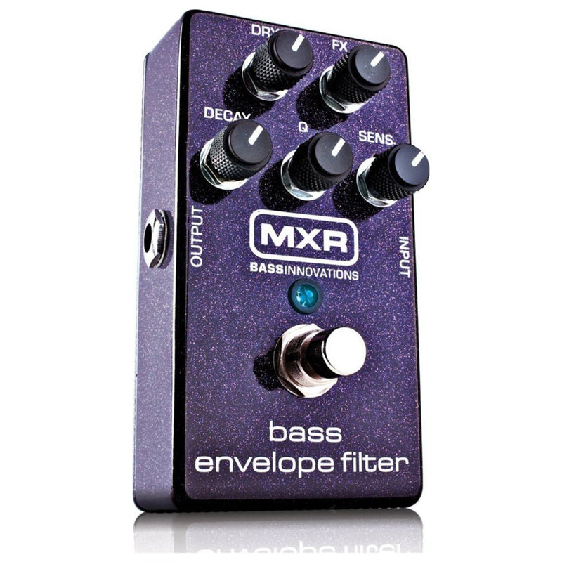 MXR M82 Bass Envelope Filter w/ 9V Power Supply and Patch Cables