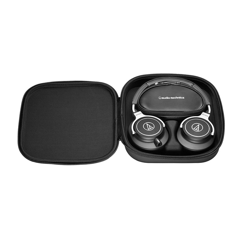 Audio-Technica ATH-M50X Professional Studio Headphone Bundle with Aqua Portable in-Line DAC and Amplifier - iPhone Lightning Adapter