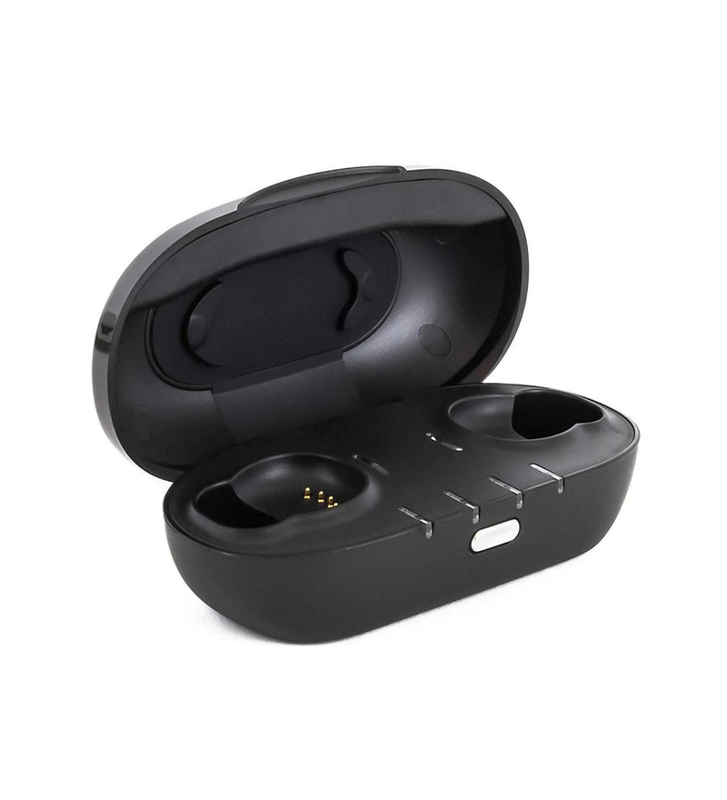 Charging Case Replacement for Nuheara IQbuds Boost Intelligent Wireless Earbuds Hearing Amplifiers