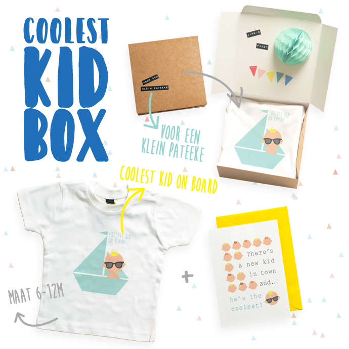 Coolest Kid Box