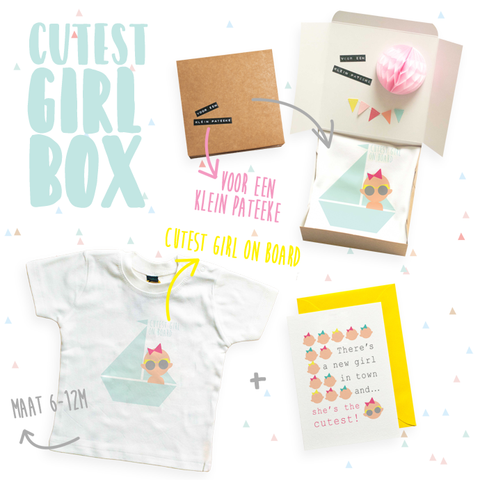 Cutest Girl Box