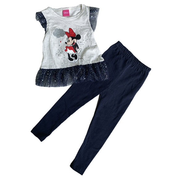 Conjunto Algodón Disney Minnie - Kiss