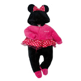 Mameluco con Gorro Bordado Disney Minnie - Kiss