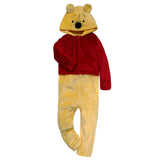 Mameluco con Gorro Bordado Disney Adulto/Junior Pooh