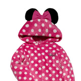 Mameluco con Gorro Bordado Disney Adulto/Junior Minnie