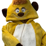 Mameluco con Gorro Bordado Disney Timon - Kiss