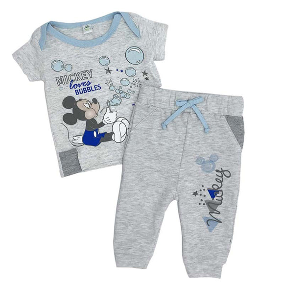 Conjunto Disney Mickey Estampado - Kiss